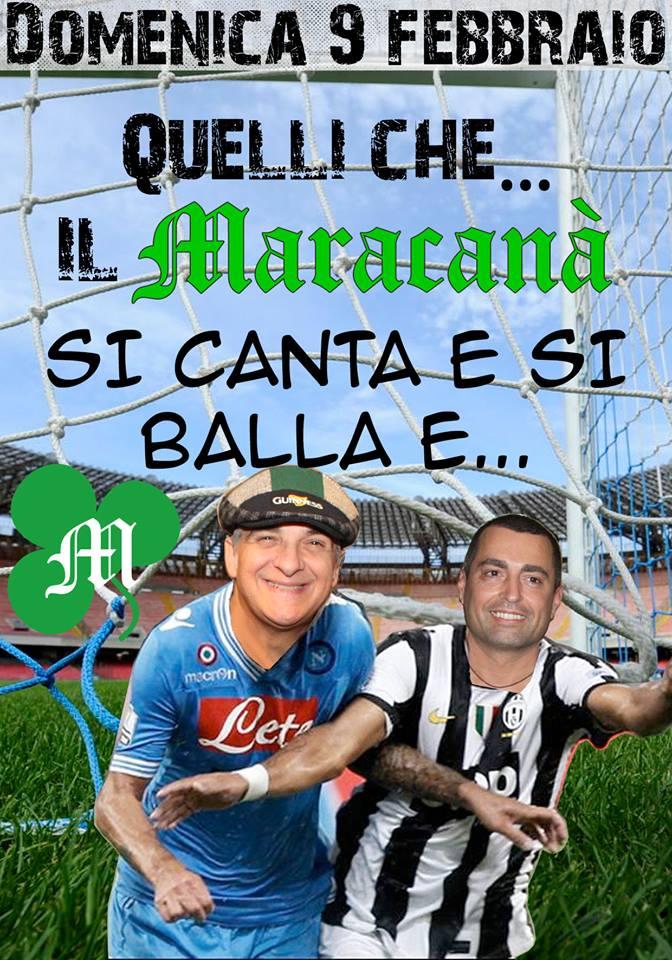 """""""Quelli che... il Maracanà"""", si balla si canta e... - 9/02/2014"""