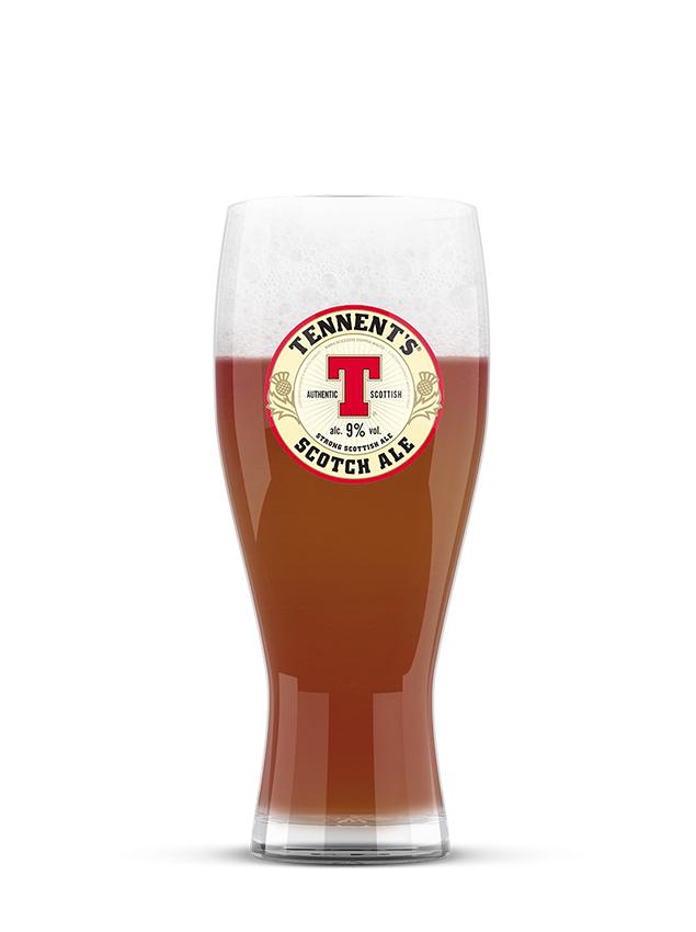 Tennent's Scotch Ale
